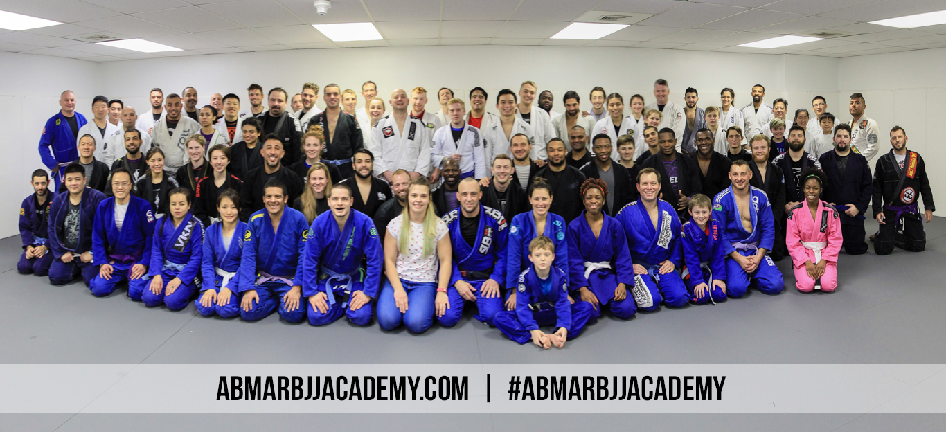 Abmbar Barbosa Jiu-Jitsu Academy: Brazilian Jiu-Jitsu in Northern Virginia