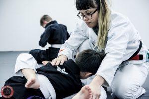 Kids' Brazilian Jiu-Jitsu